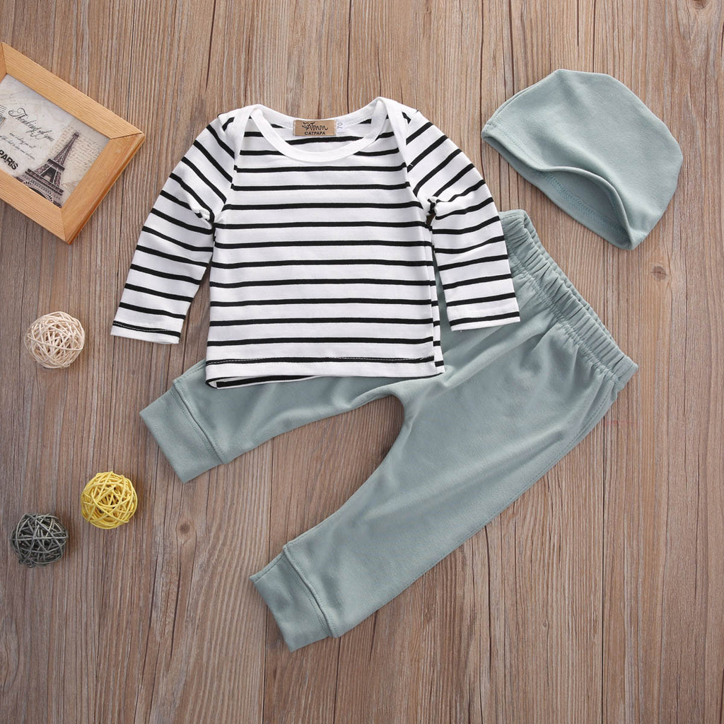 Jason Stripe Set