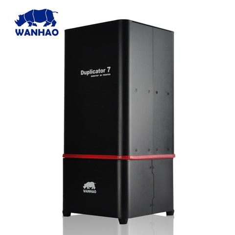 WANHAO New Version DLP SLA 3D UV Resin printer D7 high quality with lower price for V1.4