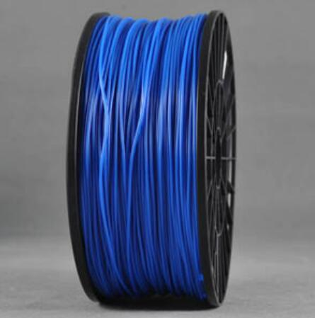ABS BLUE 3d Printer filament 1.75 mm plastic spool 1 kg