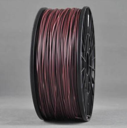 ABS Brown Wanhao 3d Printer filament 1.75 mm plastic spool 1 kg