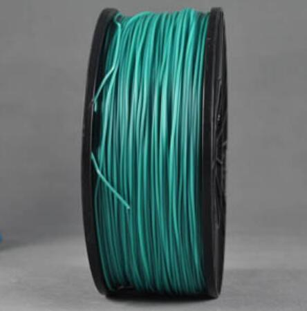 ABS DARK Green 3d Printer filament 1.75 mm plastic spool 1 kg