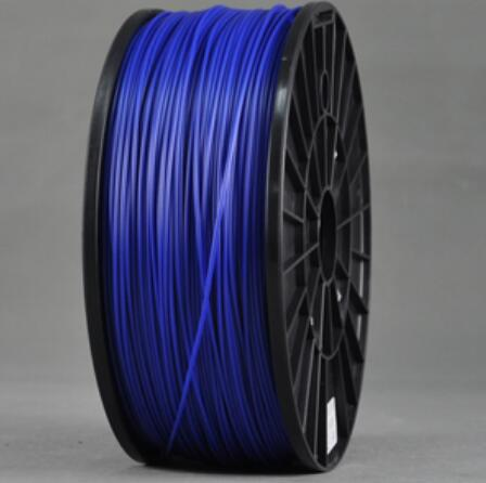 ABS Dark BLUE 3d Printer filament 1.75 mm plastic spool 1 kg