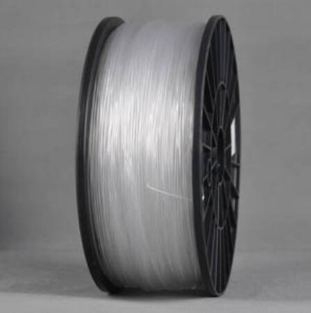 ABS Natual Wanhao 3d Printer filament 1.75 mm plastic spool 1 kg