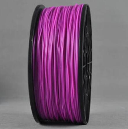 ABS PURPLE 3d Printer filament 1.75 mm plastic spool 1 kg