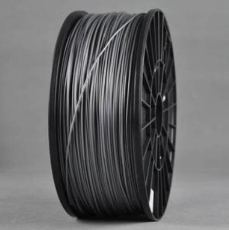 ABS SILVER Wanhao 3d Printer filament 1.75 mm plastic spool 1 kg