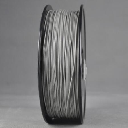 ABS Slate Grey Wanhao 3d Printer filament 1.75 mm plastic spool 1 kg