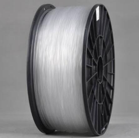 ABS Transparent 3d Printer filament 1.75 mm plastic spool 1 kg