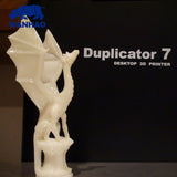 WANHAO  Duplicator D7 V1.2 - V1.3 - V1.4 - V1.5 (Red Edition) High Quality UV resin DLP SLA 3D printer