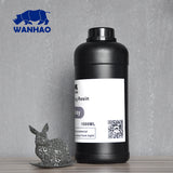GRAY - UV 405nm photopolymer resin 1000 ml for Wanhao Duplicator 7 (D7) LCD/SLA 3d printer