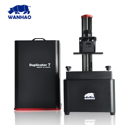 Wanhao D7 V1.4 Duplicator 7 for UV resin DLP 3D printing