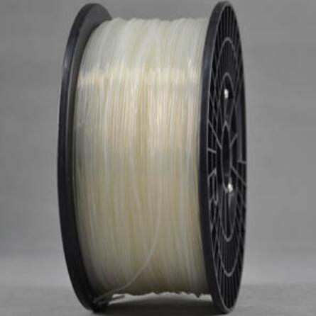 PLA 7 colors (White & Grey & Silver )Wanhao 3d Printer filament PLA 1.75 mm plastic spool 1 kg