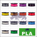 PLA GREEN 4 colors Wanhao 3d Printer filament PLA 1.75 mm plastic spool 1 kg