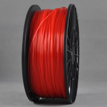 PLA (RED) Wanhao 3d Printer filament PLA 1.75 mm plastic spool 1 kg 7 colors to choose