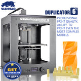 Wanhao D6 3D Printer 3D DIY Kit - Industrial Grade Jewelry Prototype Architect 3D Printing Machine