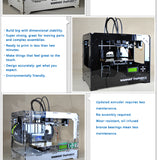 WANHAO Duplicator 4 -  Multi-shape samples making, protypling 3d printer printing machine