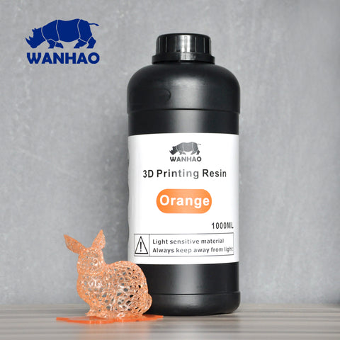 UV photopolymer resin for LCD/SLA 3d printer Wanhao Duplicator 7 (D7) - 2000 ml