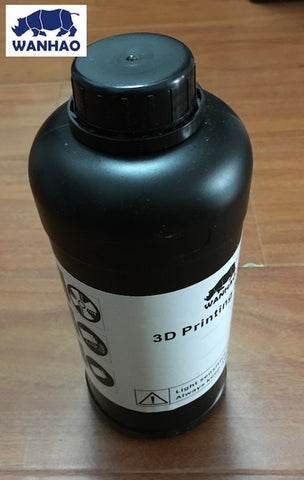 UV resin for LCD/SLA 3d printer 1000 ml