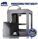 WANHAO  D6 (Duplicator 6) 3D printer for home or industrial use