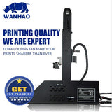 Wanhao New 2.1 - 2017 High Quality Precision Reprap Prusa i3 DIY Kit