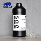 White - UV 405nm photopolymer resin for LCD/SLA 3d printer Wanhao Duplicator 7 (D7) - 1000 ml