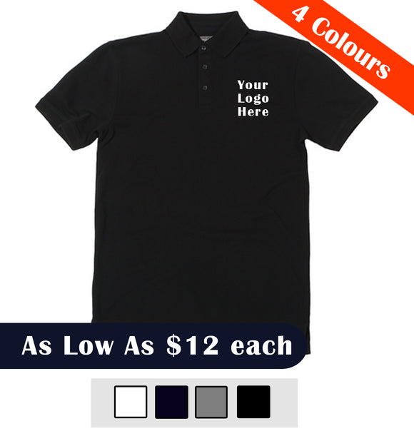 Custom Polo Shirt Printing