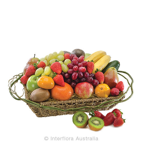 fresh fruit hamper griffith leeton