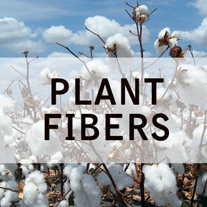 GROUP SALE - PLANT FIBERS