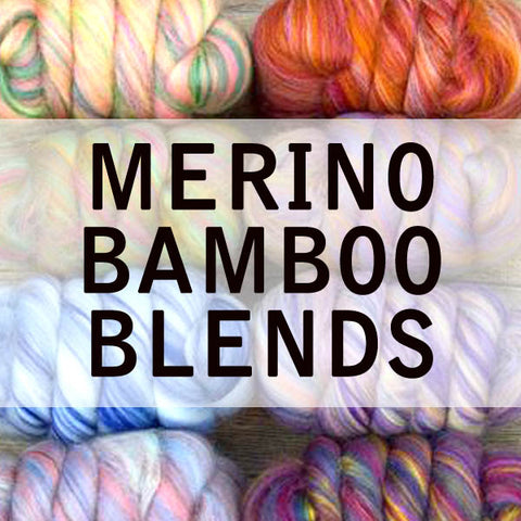 GROUP SALE MERINO/BAMBOO BLENDS