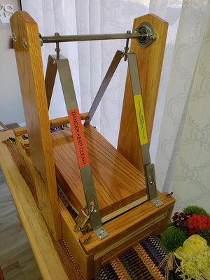 Brother triple fiber picker.  Patrick Green replica. - FREE STUFF!