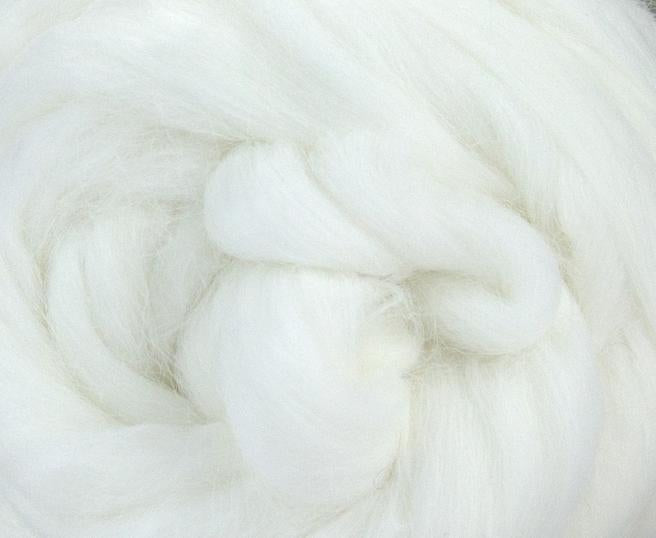 GROUP SALE - Faux Angora combed top - ONE POUND ***PLEASE GIVE UP TO 3 WEEKS FOR DELIVERY***