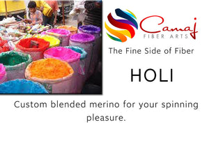 Holi  custom blended combd top - THREE OUNCE PACK