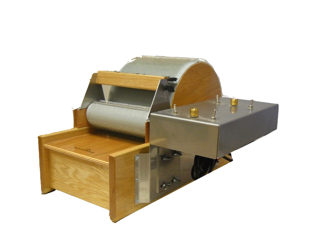 LARGE MOTORIZED BROTHER DRUM CARDER -  FREE SHIPPING IN THE USA AND FREE ONLINE DRUM CARDING CLASS