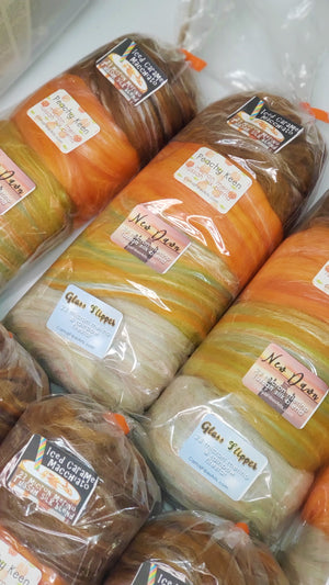 Wool 'n Silk kit -  4-OUNCES