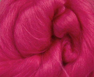 *CLEARANCE - Bamboo PINK combed top - 3 OUNCE PACK