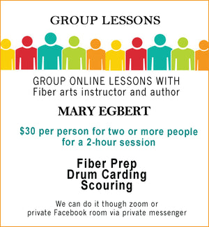 GROUP LESSONS WITH MARY EGBERT