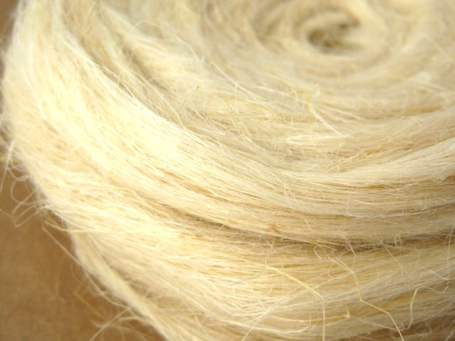 GROUP SALE - Hemp combed top - ONE POUND
