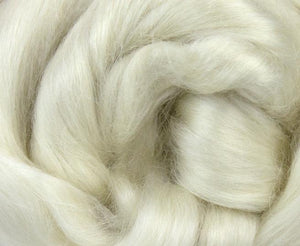 GROUP SALE - * Give 3 weeks for delivery *  Kid mohair combed top - ONE POUND