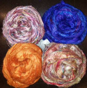 SARI SILK SAMPLER 4.5 -ounce pack - carissa