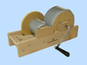 STANDARD BABY BROTHER DRUM CARDER -  FREE SHIPPING IN THE USA AND FREE ONLINE DRUM CARDING CLASS
