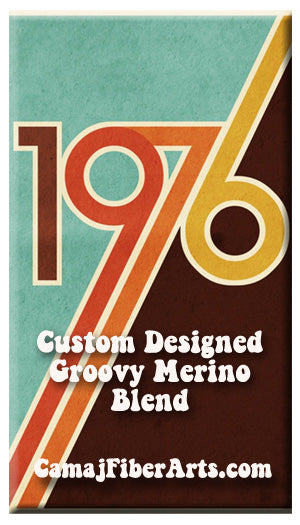 S 1976 custom blended combed top - 1 OUNCE