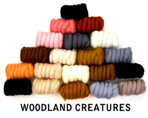 GROUP SALE -  JELLY BEANS - WOODLAND CREATURES  - 1.1 pounds