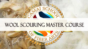 WOOL SCOURING CERTIFICATION MASTER CLASS