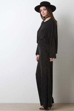 Celine Oversize Terry Two Piece Set