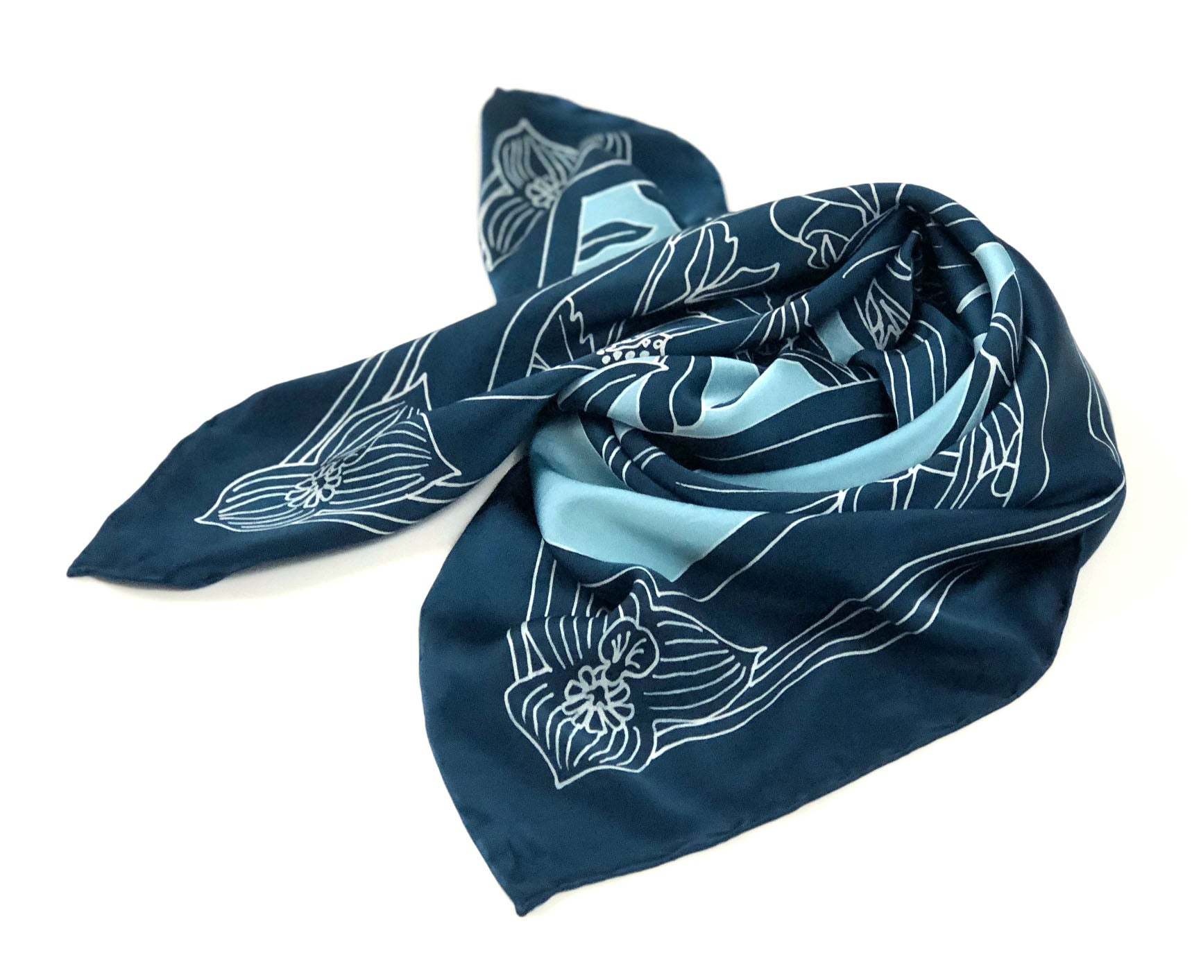 The Jungle Friends Foulard
