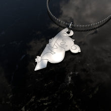 Koala Sterling Silver Necklace