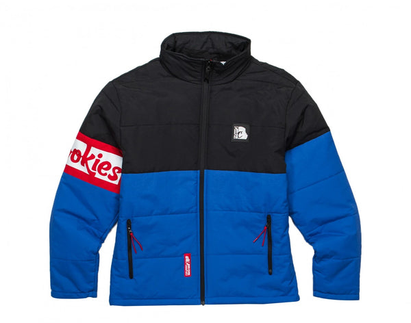 Cookies Jacket Blue/Black