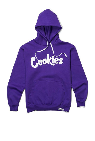Cookies Mint Fleece Hoodie