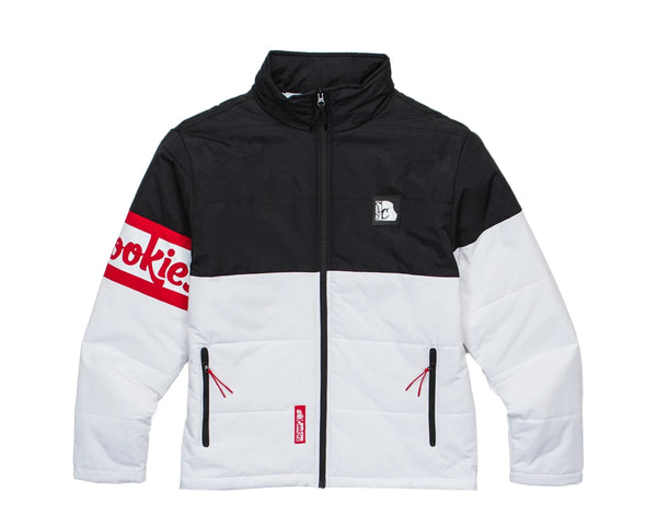 Cookies Jacket White/Black