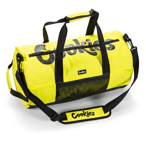 Cookies Summit Ripstone Smell Proof Duffle Bag