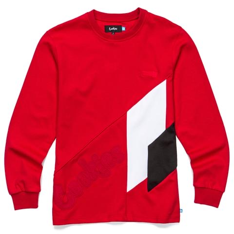 Cookies Interlock Jersey L/S
